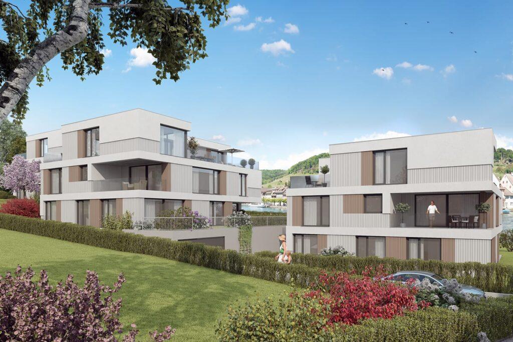 Neubauprojekt Arina